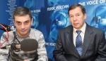 Армен Гаспарян и Олег Мозохин
