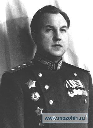 Абакумов Виктор Семёнович