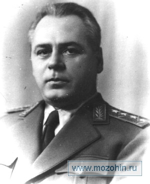 Меркулов Всеволод Николаевич