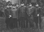 Руководство СМЕРШ: Врадий И.И. с офицерами СМЕРШа в Германии